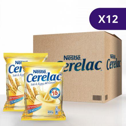 Cerelac® - Caja de 12 unidades de 400g