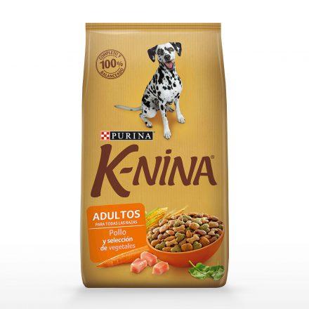 Purina® K-NINA - Sabor a Pollo y Vegetales de 18Kg